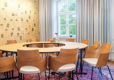Konferensrum på Långholmen
