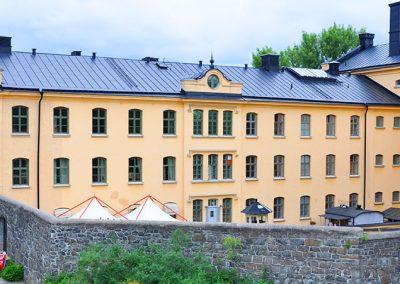 Fasad Långholmen