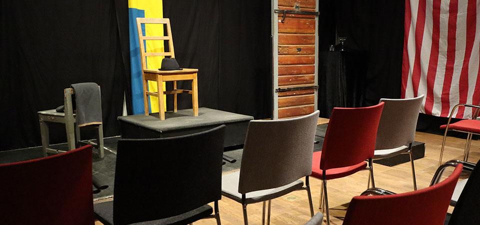 Teater på Långholmen